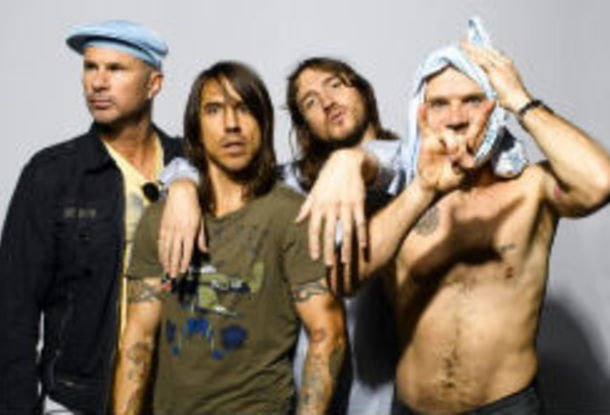 Концерт группы Red Hot Chili Peppers в Праге
