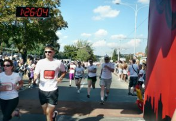 Марафон в Праге: WE RUN PRAGUE 2012