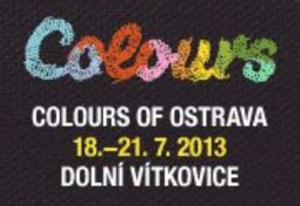 Музыкальный фестиваль Colours of Ostrava 2013 в Чехии