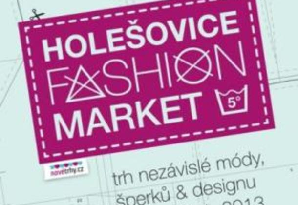 Holešovice Fashion Market в Праге