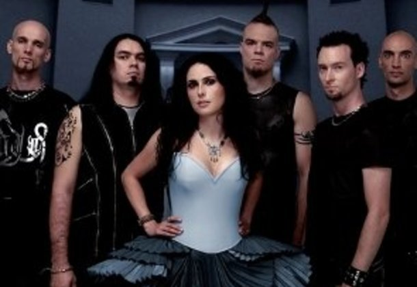 Within Temptation в Праге