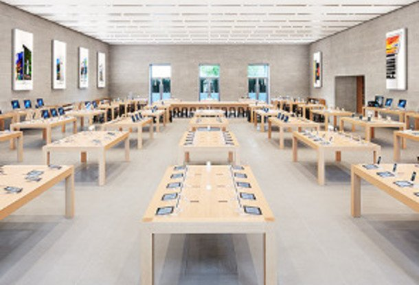 В Праге откроется Apple Shop