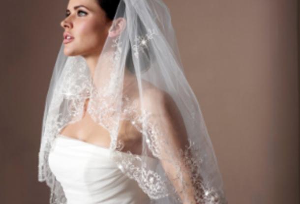 Приснилась фата свадебная на голове