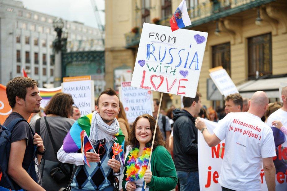 Prague's gay porn industry