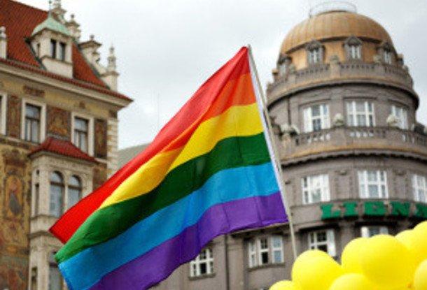 Знакомства геев в чехии 1 фотография