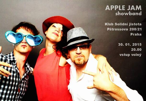Концерт группы Apple Jam Showband