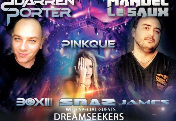 Trancegression 2.0 Presented by Trancegression Events