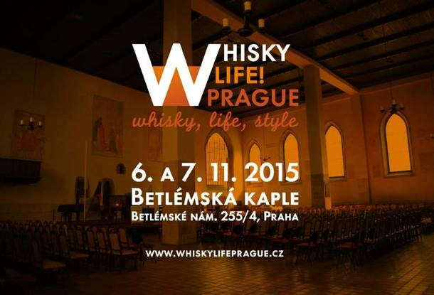 Фестиваль виски Whisky Life! Prague 2015
