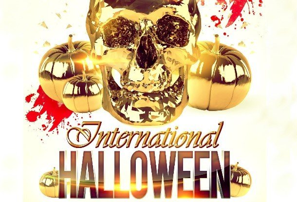 International Halloween (Praha, Mecca 31.10.2015)