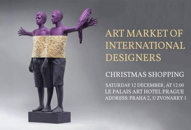 Ярмарка дизайнеров Art Market of International Designers в Праге