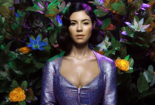 Marina & The Diamonds в Праге