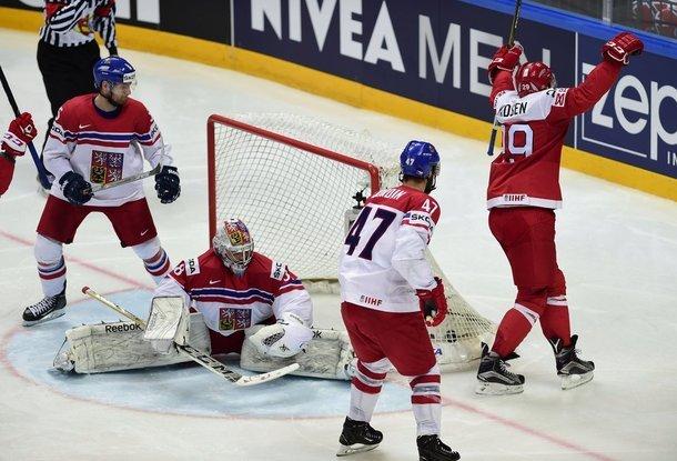 Чехи проиграли Дании побуллитам, подпуская ксебе РФ