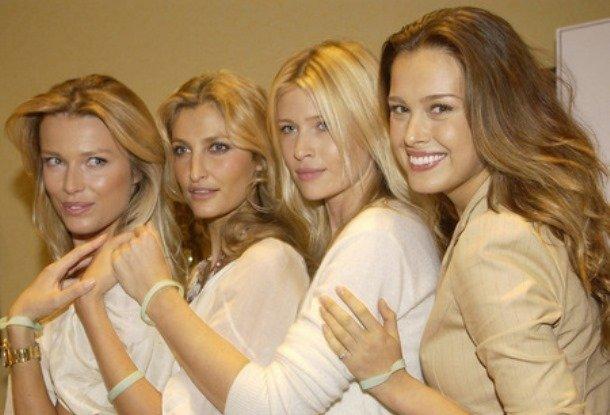 Красивая Чешская Блондинка