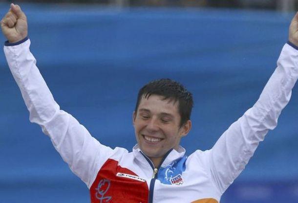 Павел Эйгель будет сражаться вфинале Олимпийских игр!