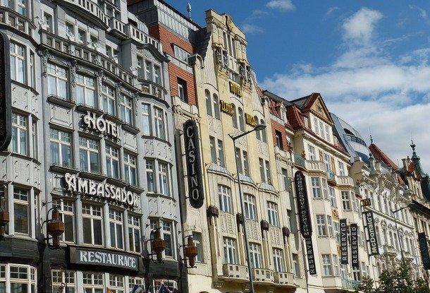 Купить отель в праге самые дешевые дома в черногории