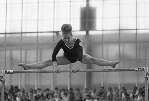 На75-м году жизни скончалась семикратная олимпийская чемпионка Вера Чаславска