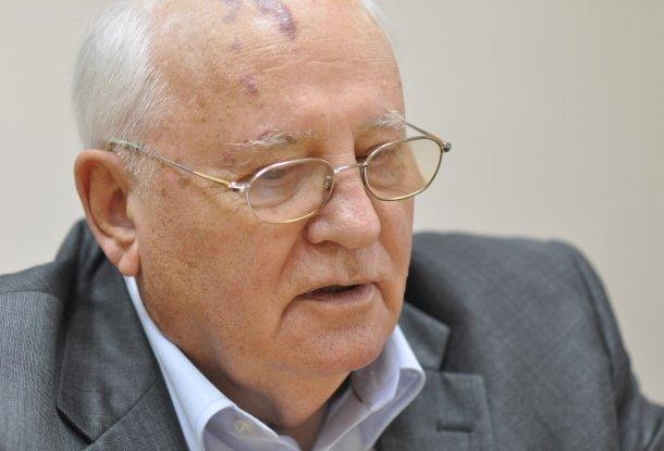 ВПрагу приедет Михаил Горбачев