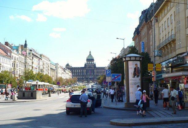 Приближается крупнейшая задесятилетия реконструкция Вацлавской площади
