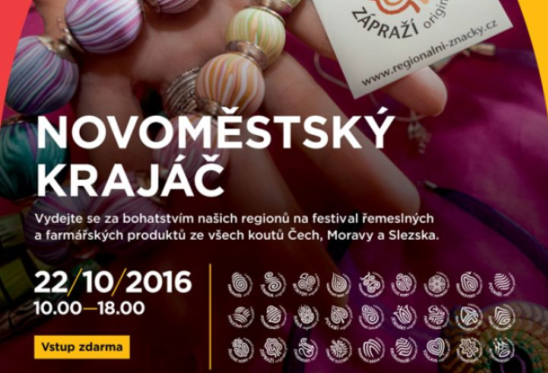 Фестиваль ремесел Novoměstský krajáč 2016 в Праге