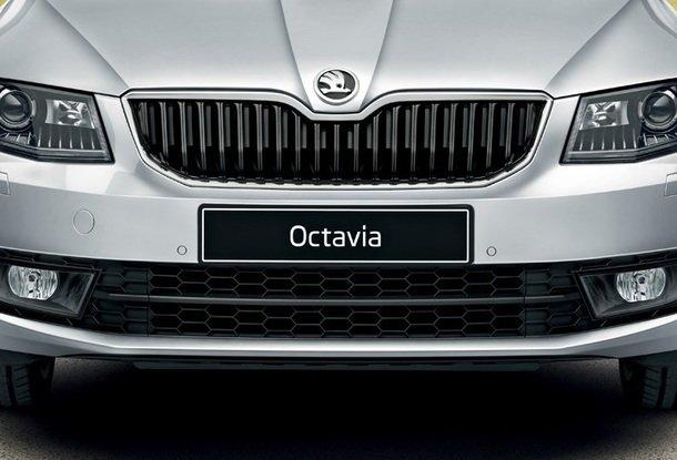 У новейшей Шкода Octavia небудет «слепых зон»