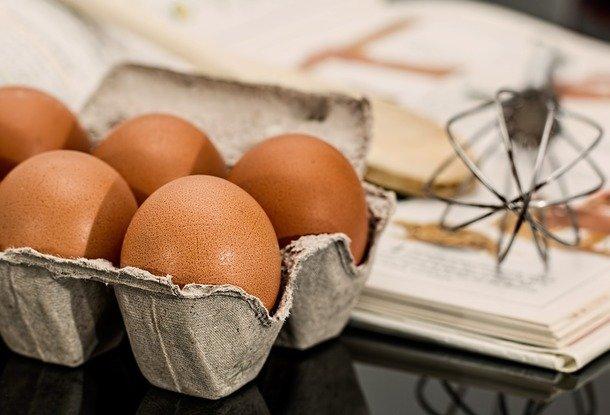 Больше 3-х миллинонов польских яиц ликвидируют из-за сальмонеллы