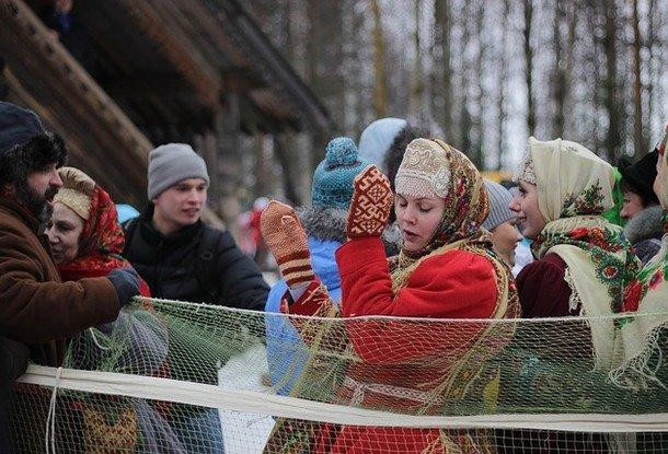 Культурная акция: Русские традиции и жизнь в Праге