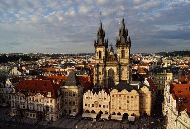 Москва оказалась на168-м месте врейтинге городов мира