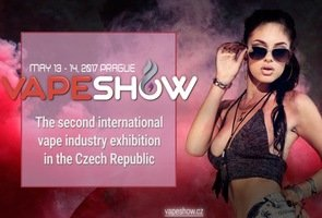 Вейп-выставка VAPESHOW Prague