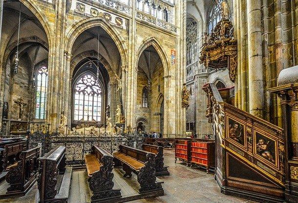 «Ночь костелов» в Праге: бесплатные экскурсии, концерты, акции