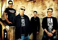 Концерт панк-рок-группы The Offspring в Праге