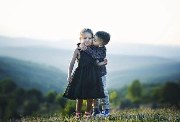Лучшие фотографии детей фото