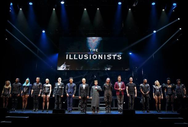 Бестселлер Бродвея: Шоу The Illusionists в Праге