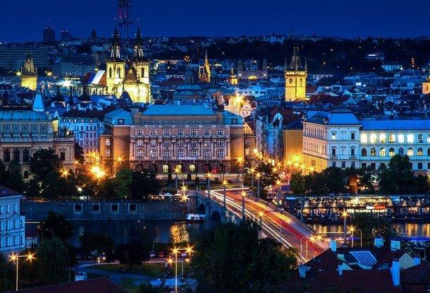В Праге станет удобнее передвигаться на общественном транспорте ночью