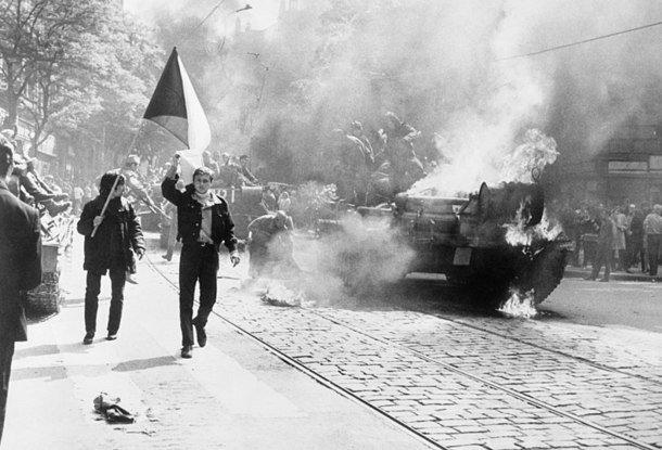 Президента Чехии разозлил материал русского канала о признательности за«оккупацию»