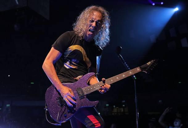 Metallica вПраге сыграла песню «Йожин збажин»