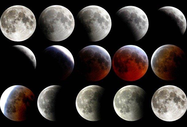 В Чехии можно будет увидеть самое длинное лунное затмение XXI века