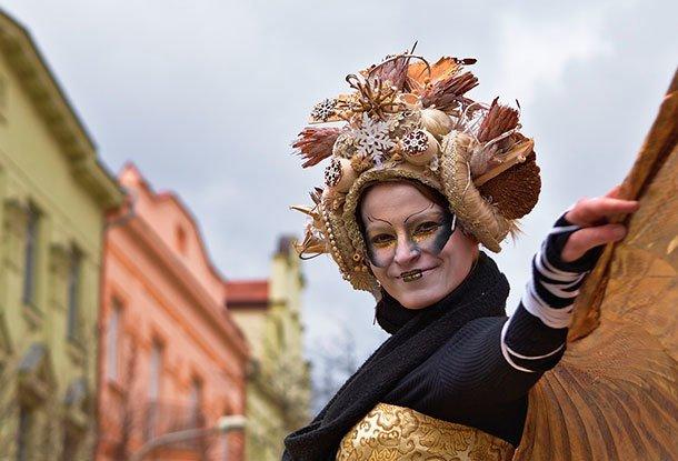 Масленица по-чешски, или Где и как в Праге отпраздновать Масопуст