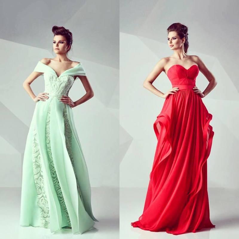 Одеваемся на бал: где выбрать вечернее платье и костюм в Праге