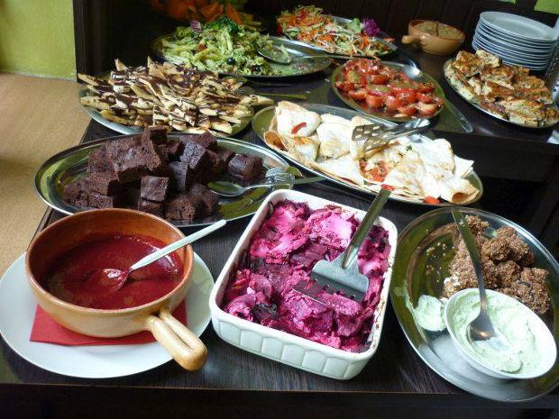 Полезные рецепты блюд из овощей