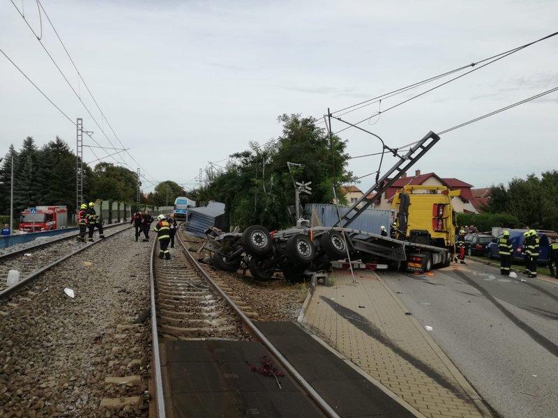 в подмосковье столкнулись грузовой и пассажирский поезда есть жертвы - 14
