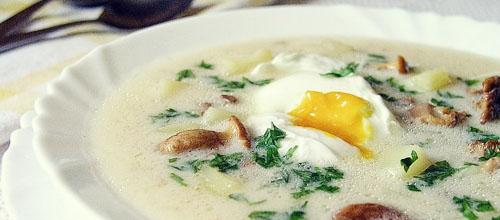 чешские супы рецепты