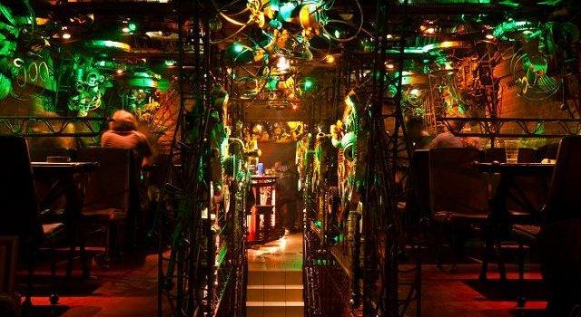 Ночной клуб андеграунд щелково вакансия бармен в ночной клуб